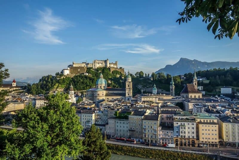 Kapuzinerberg Salzburg - A local's guide: Things to do in Salzburg, Austria