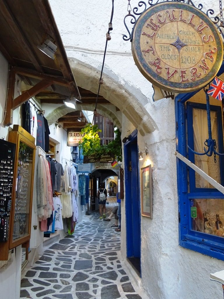 Naxos Old Town - Things to do In Naxos Greece 5