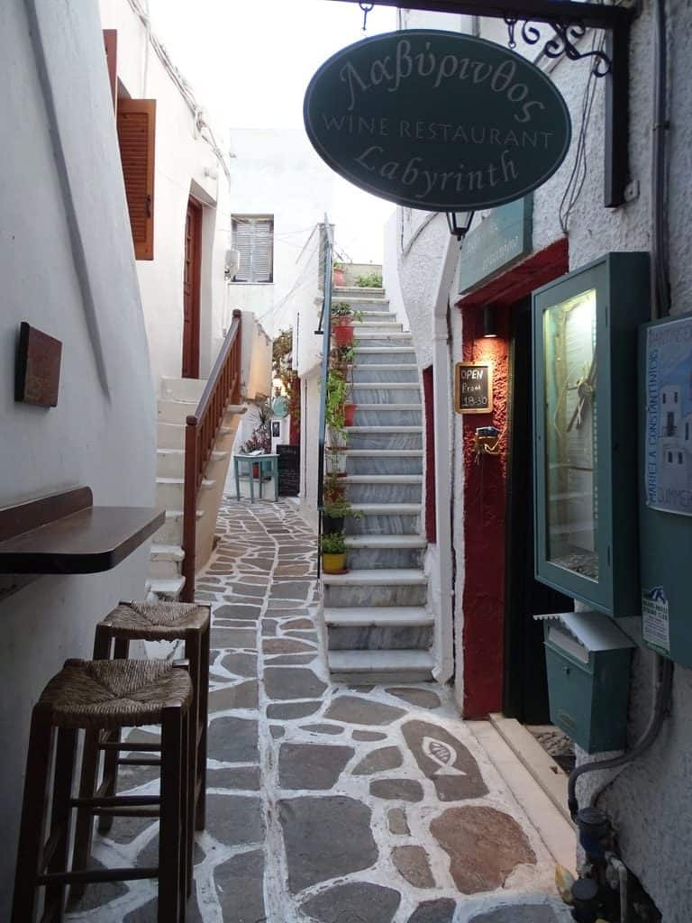 Naxos Old Town - Things to do In Naxos Greece 3