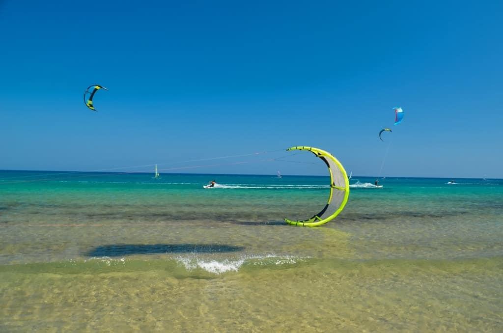 Prasonisi Beach -The Best Rhodes Beaches