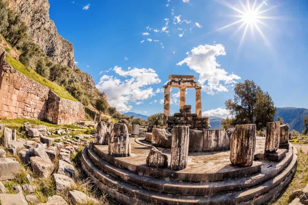 Delphi - Day trip from Athens