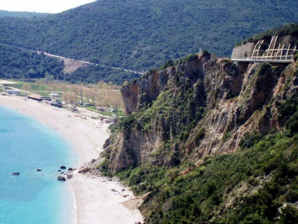 Jaz Beach, Montenegro -The Best Mediterranean Beaches