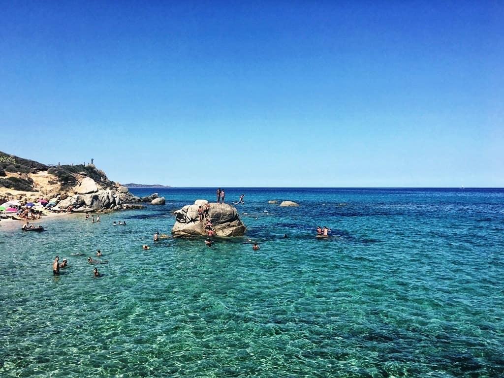Costa Rei, Sardinia -The Best Mediterranean Beaches