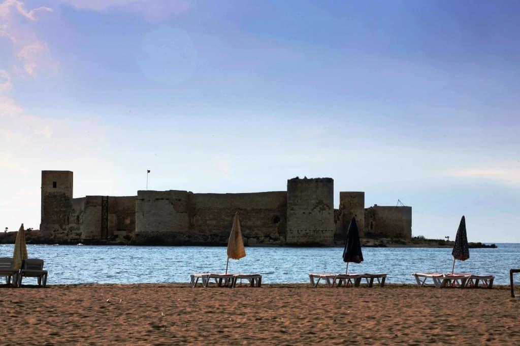 Kizkalesi, Turkey -The Best Mediterranean Beaches