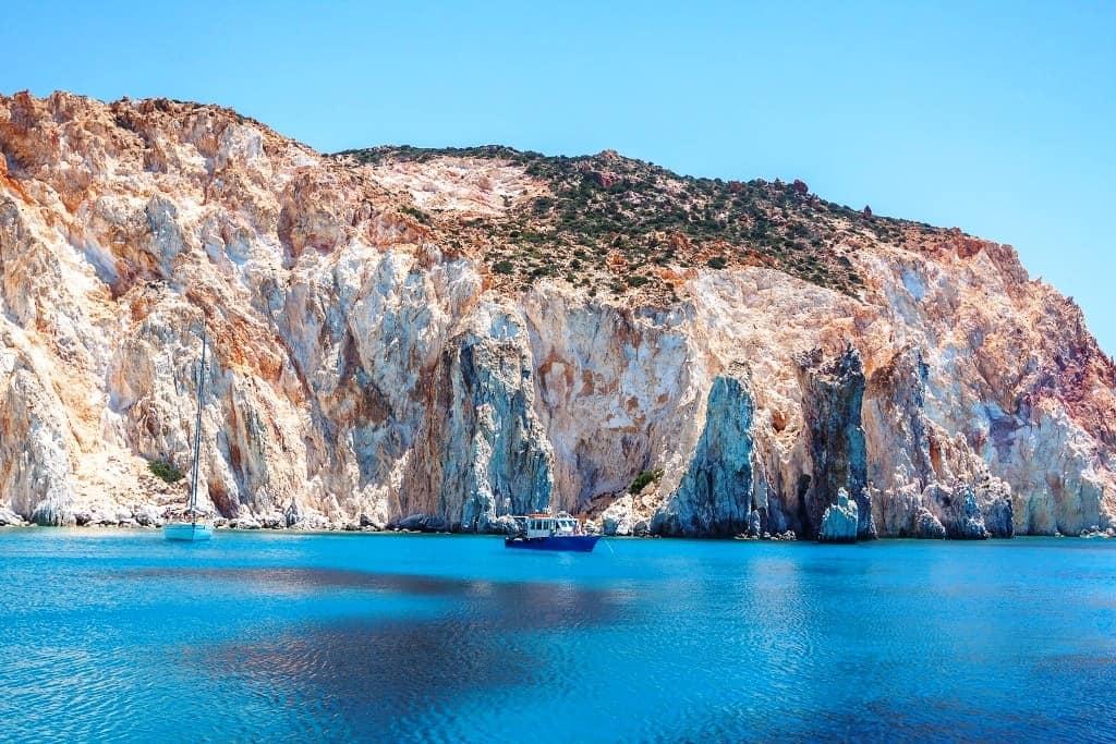 Poliegos, Greece -The Best Mediterranean Beaches