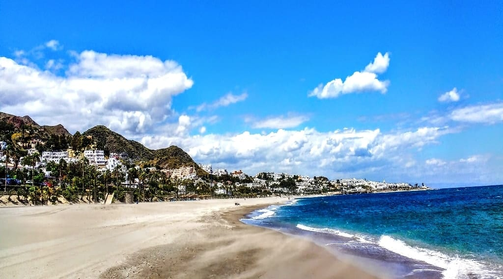 Mojácar Playa, Spain -The Best Mediterranean Beaches