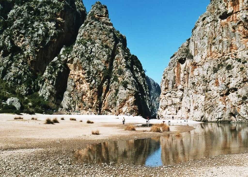 Sa Calobra Beach, Mallorca, Spain -The Best Mediterranean Beaches