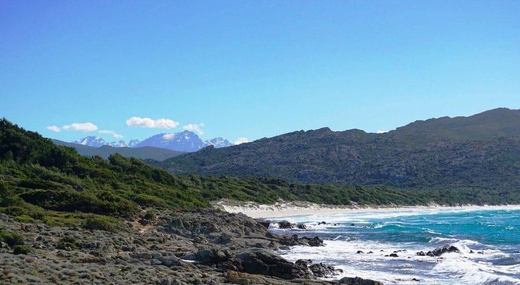 Saleccia beach, Corsica, France -The Best Mediterranean Beaches
