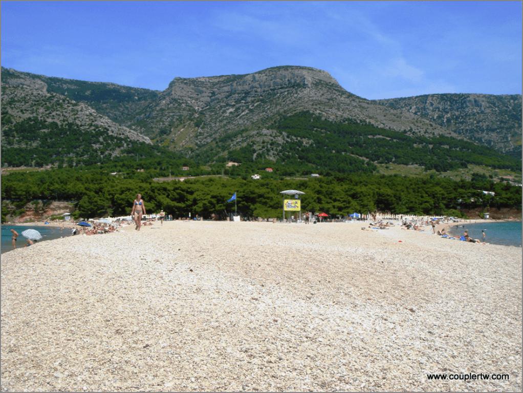 Zlatni Rat,(Brač), Croatia -The Best Mediterranean Beaches