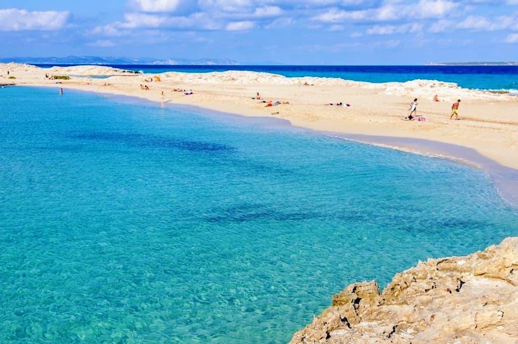 Sesilletes Beach, Formentera Island, Spain The Best Mediterranean Beaches
