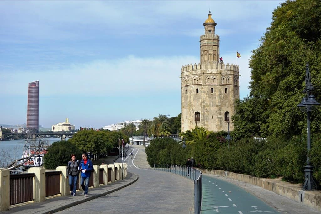 One Day in Seville - Torre del Oro