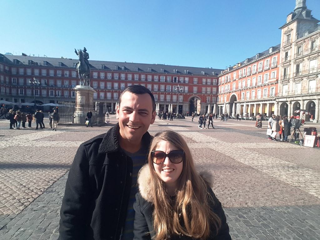 Plaza Mayor - 10 days in Spain