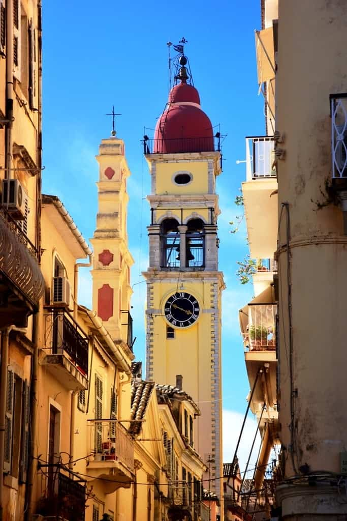 Things to do in Corfu