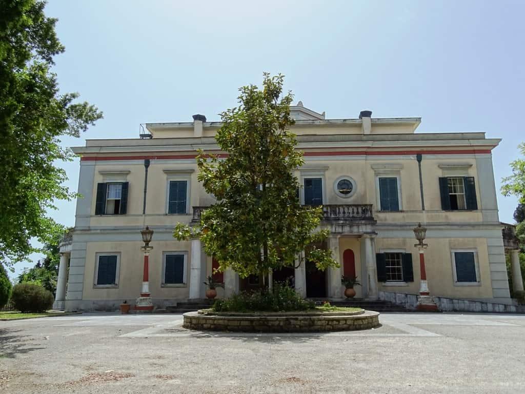 Mon Repos -Things to do in Corfu