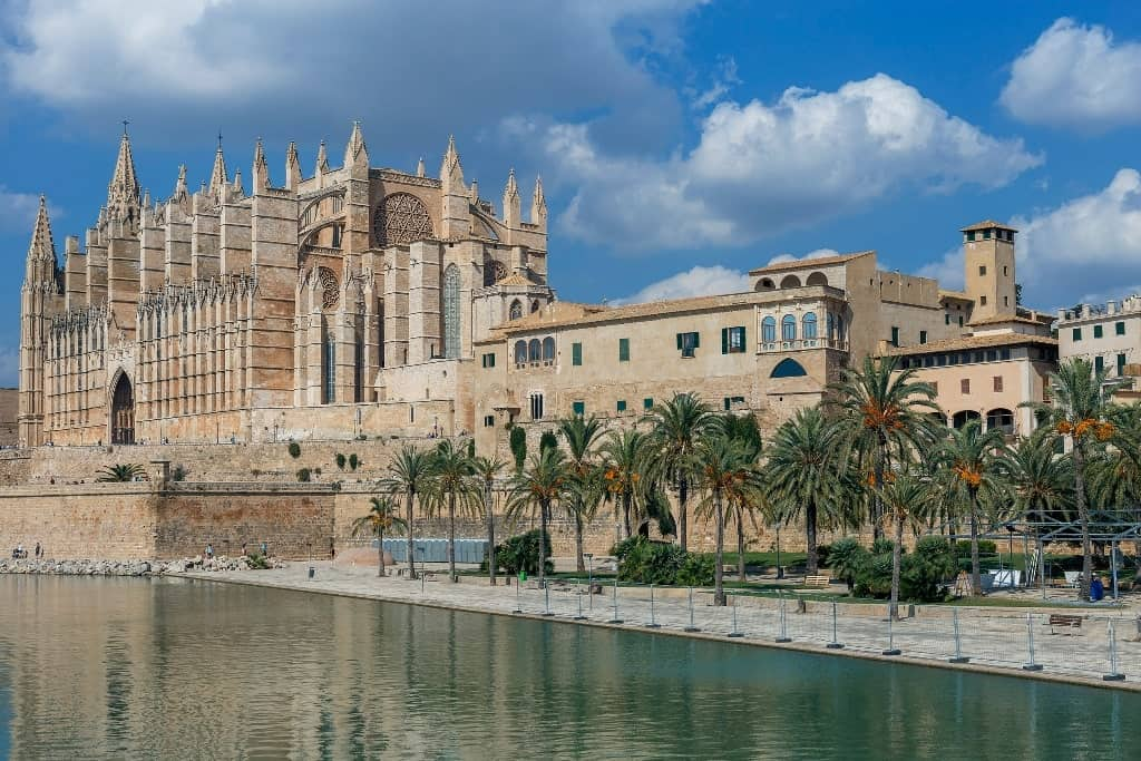 What to see in Majorca - Palma Cathedral