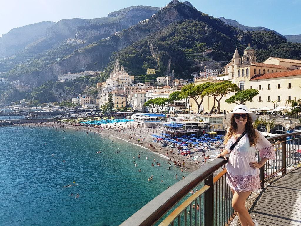 Beautiful Amalfi Coast Towns and Villages - Amalfi