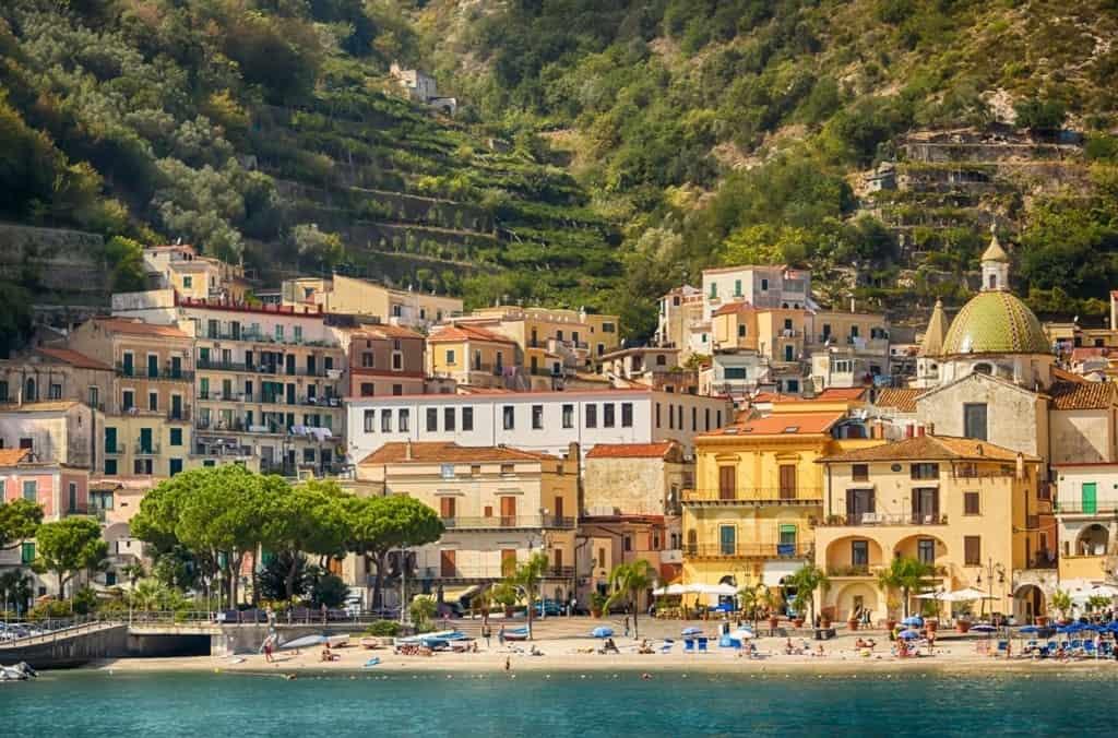 Beautiful Amalfi Coast Towns and Villages - Maiori