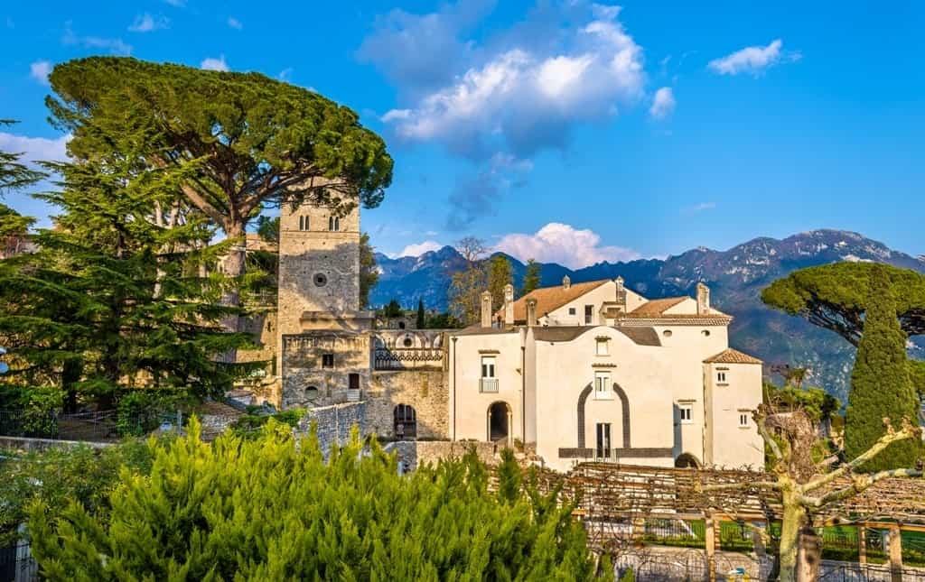 Beautiful Amalfi Coast Towns and Villages - Ravello