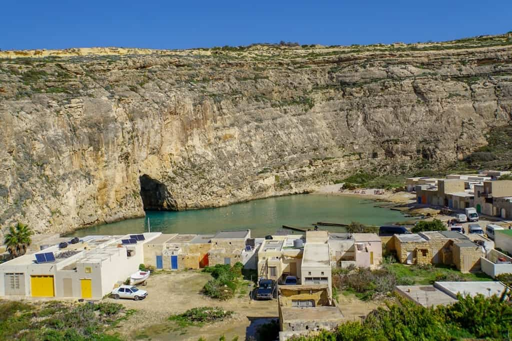 Things to do in Gozo - Dive in the Blue Hole
