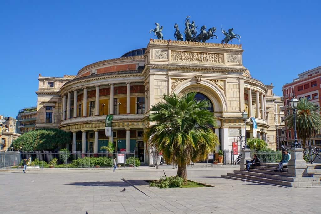 See the Teatro Politeama - things to do in Palermo