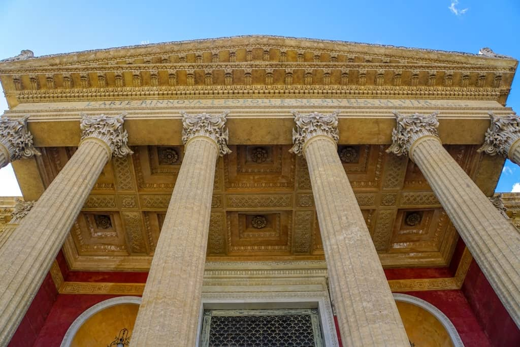 Teatro Massimo - things to do in Palermo for one day