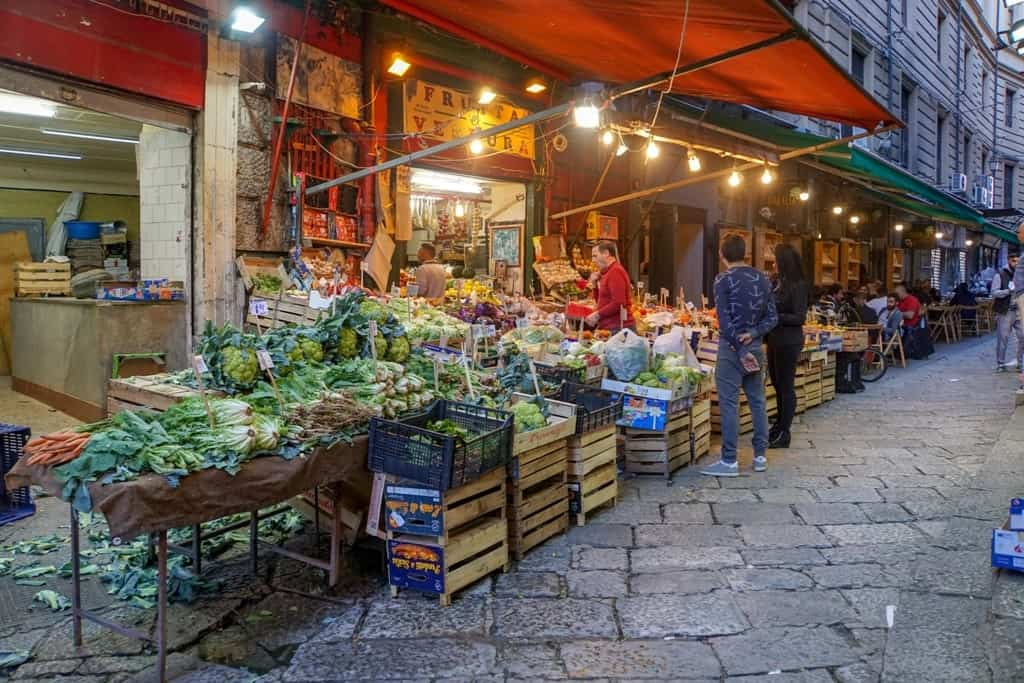 Vucciria Market - things to do in Palermo