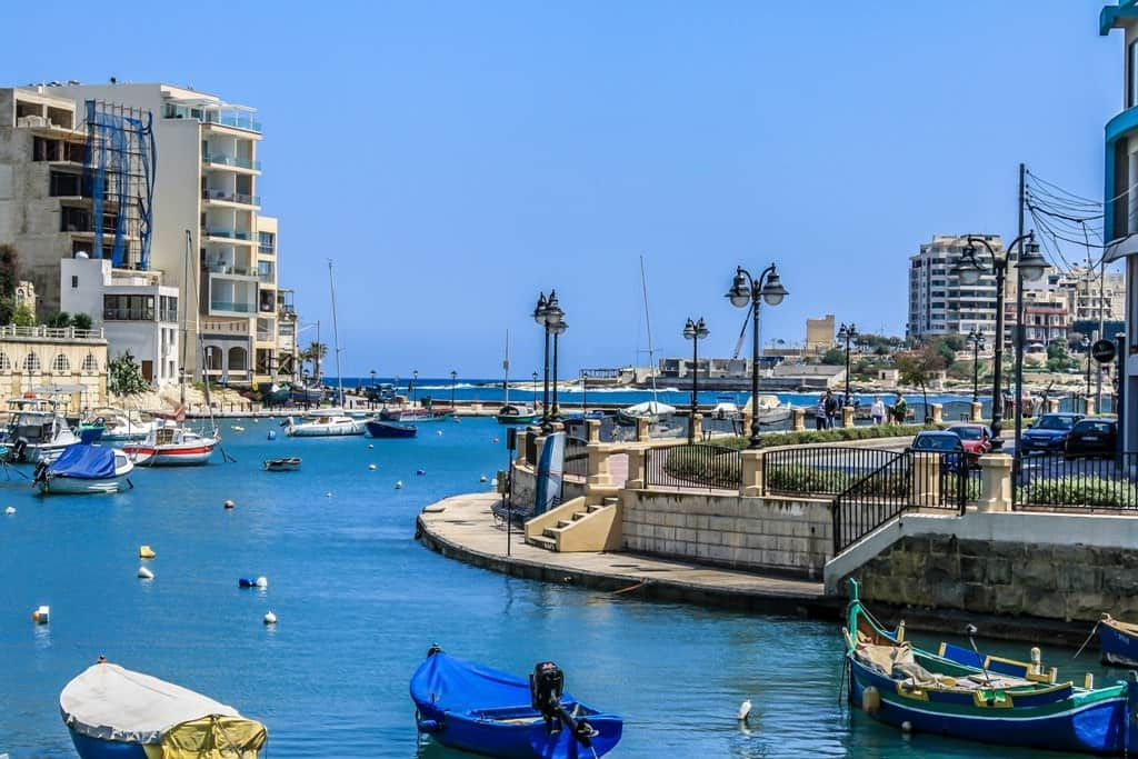 Where to stay in Malta: The Saint Paul's Bay Area