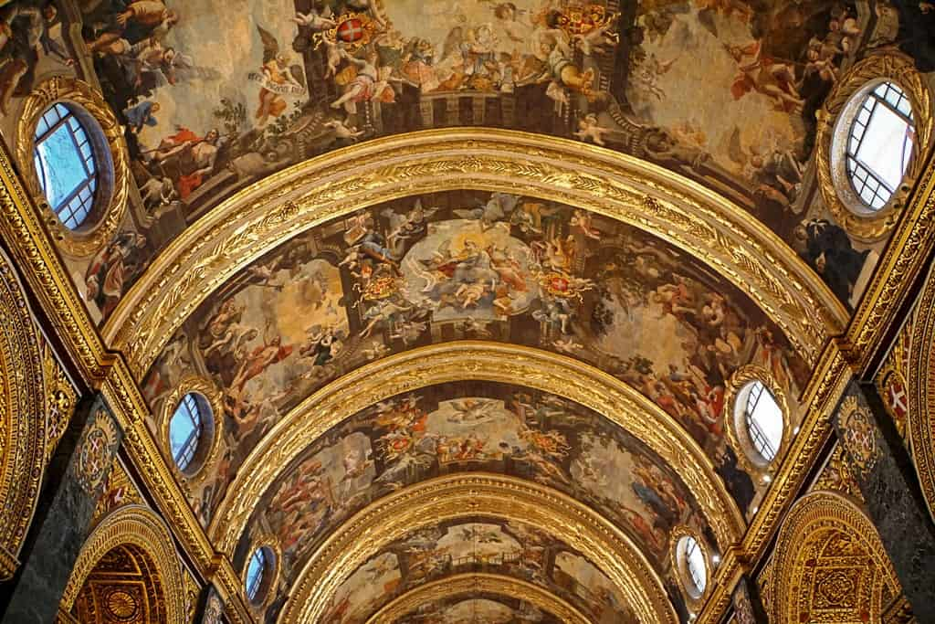 St John's Cathedral - 3 days in Malta itinerary