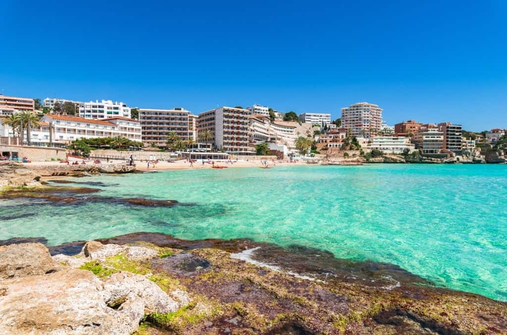 Cala Major beach - things to do in palma