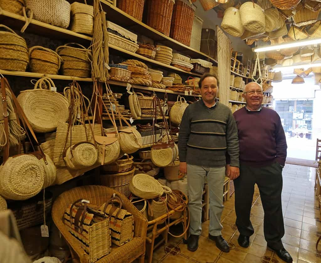 Traditional Wicker Shop - Palma what to do