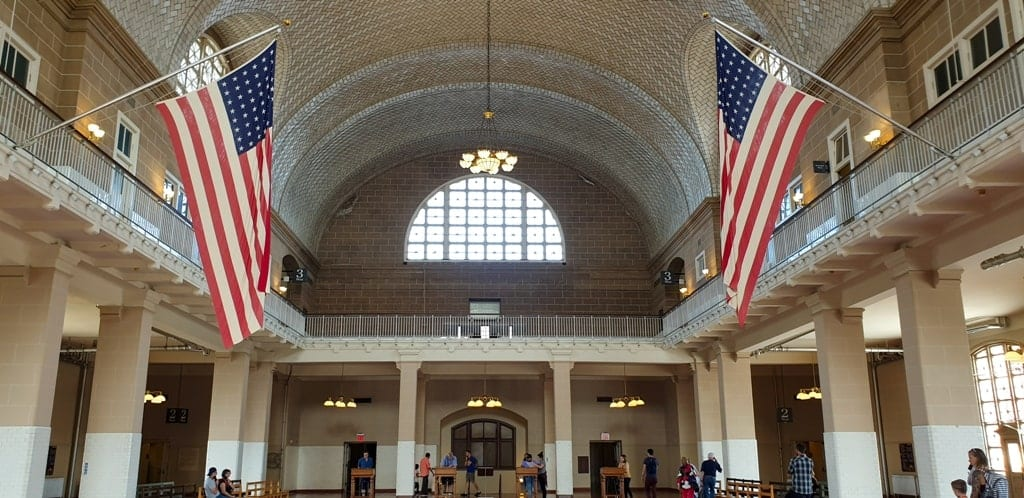 Ellis Island 2- Five day New York itinerary