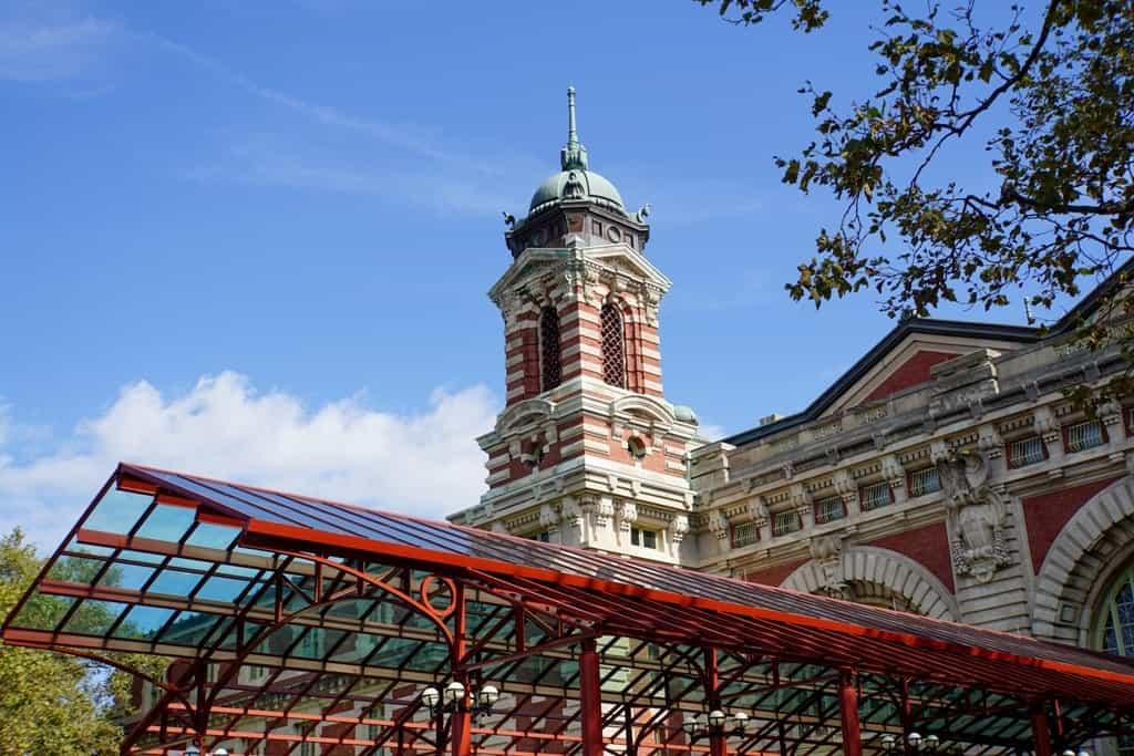 Ellis Island - Five day New York itinerary