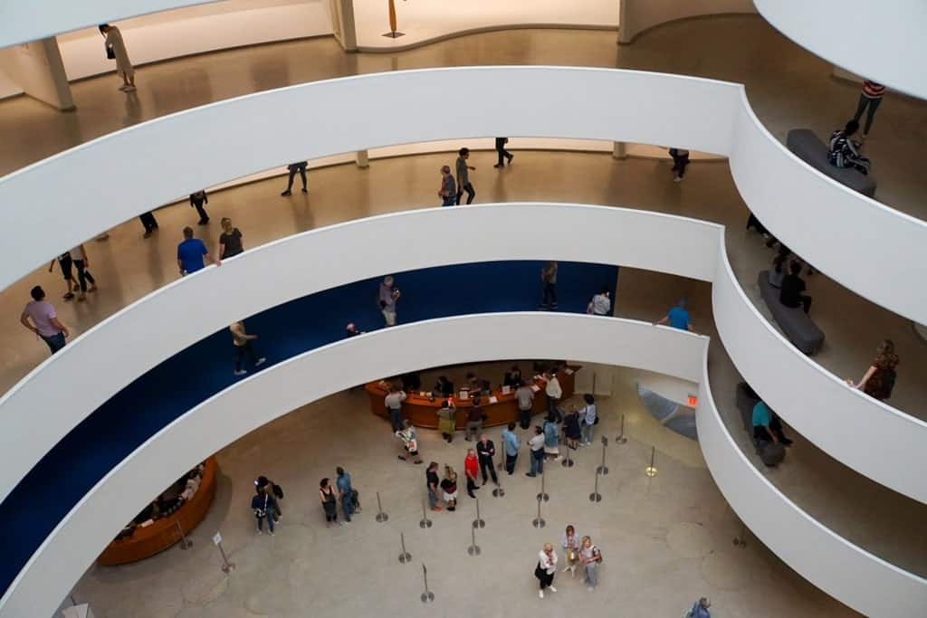 Guggenheim Museum - Five days in New York