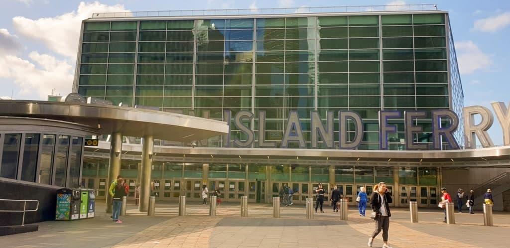 Staten Island - Five days in New York