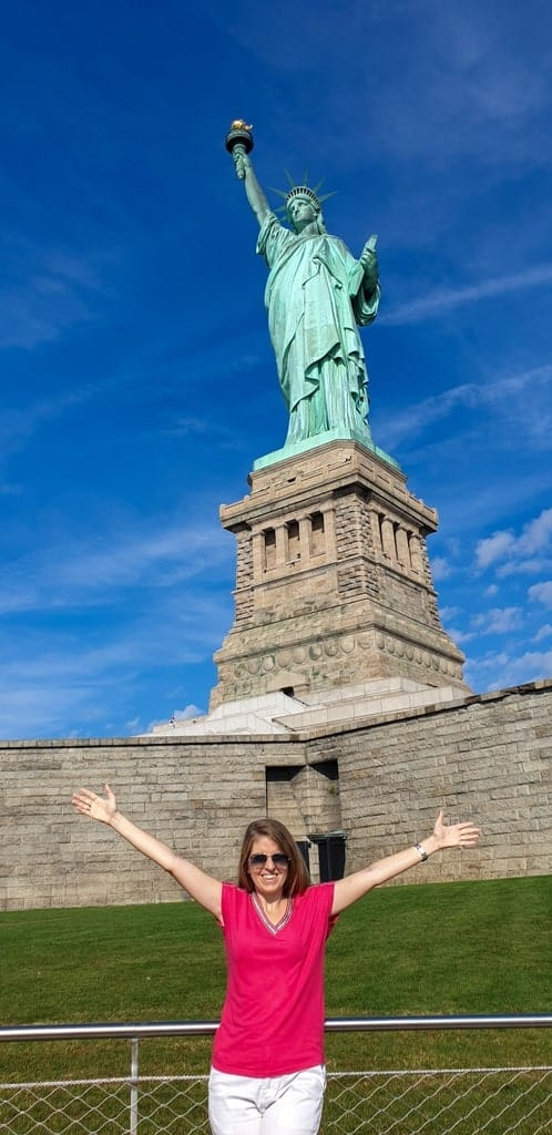 Five days in New York