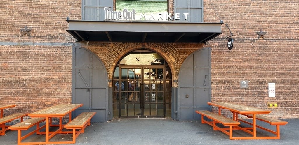 Time Out Market - New York itinerary 5 days