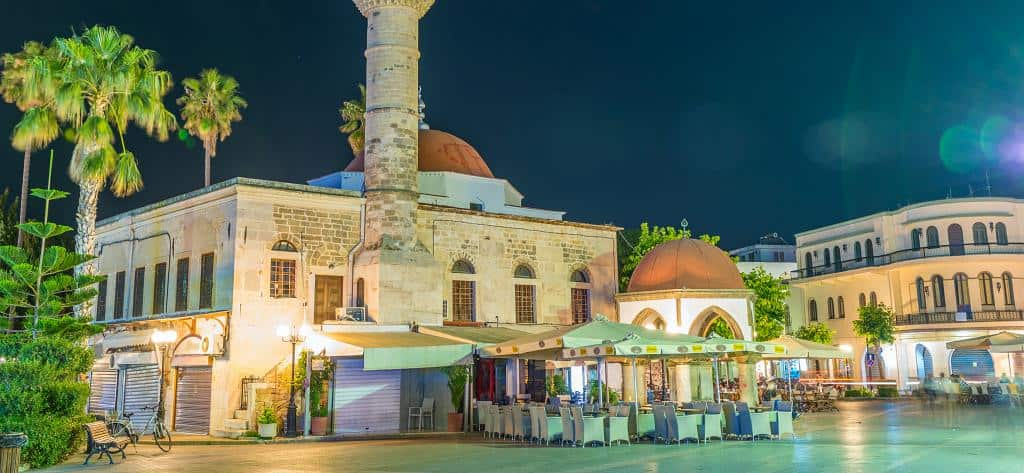 Kos is popular for its nightlife