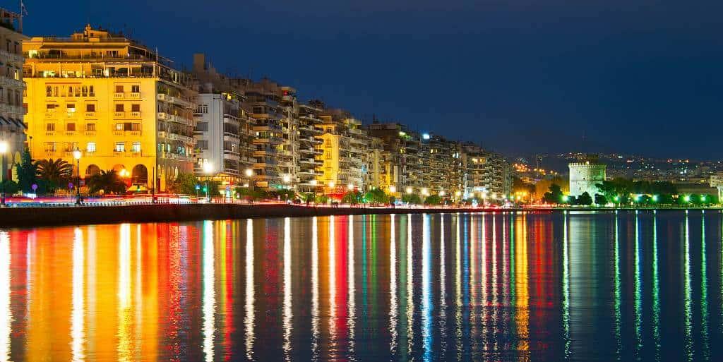 Thessaloniki has a great nightlife