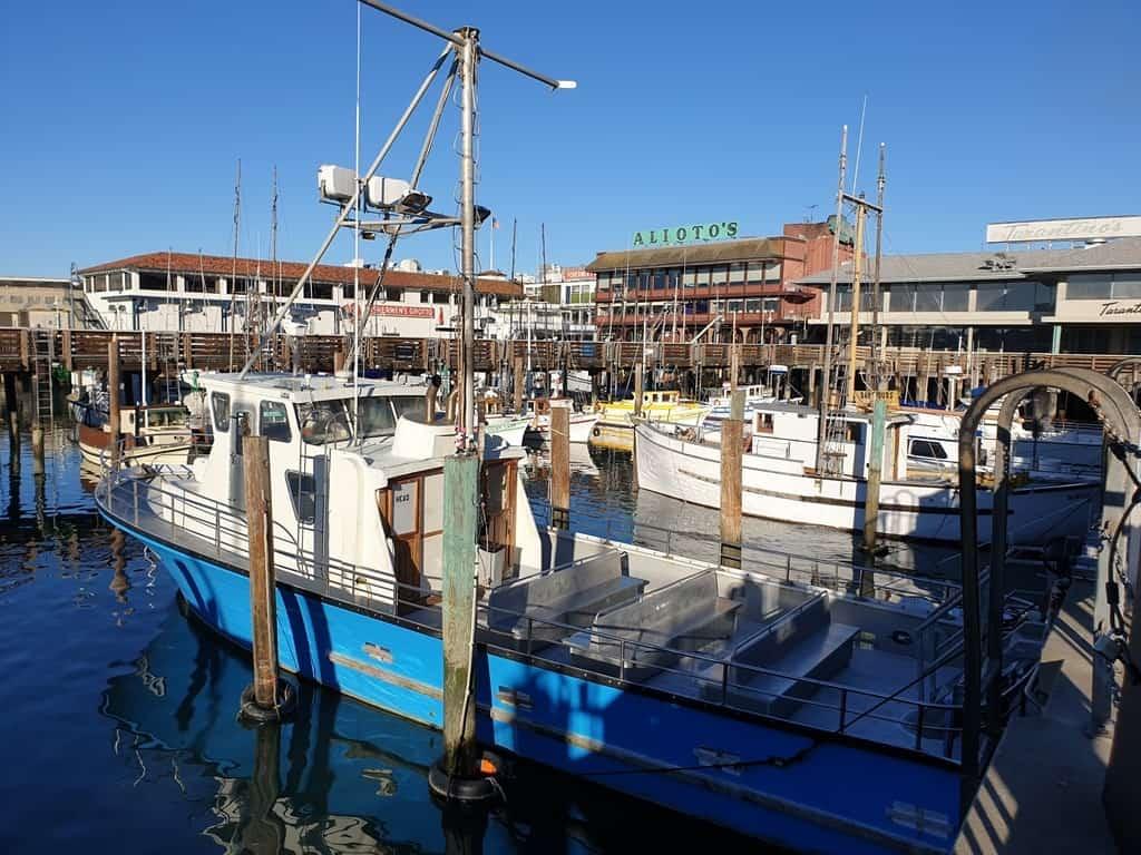 Explore Fisherman's Wharf