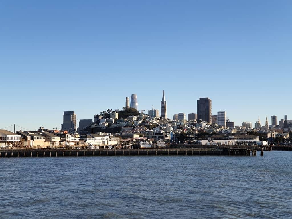 Cruise San Francisco Bay