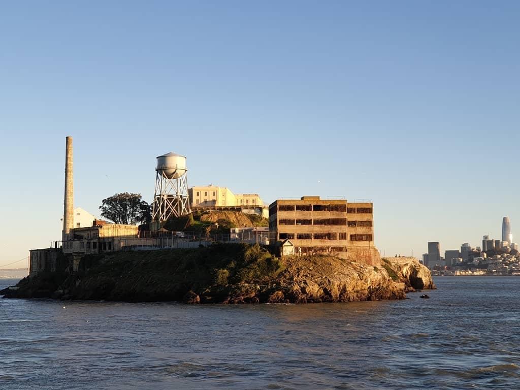 Alcatraz - San Francisco itinerary