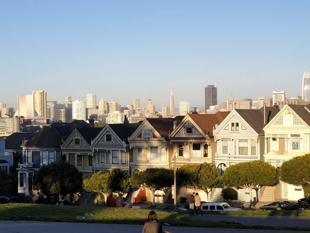 Painted Ladies - San Francisco itinerary